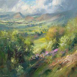 p444a-spring-landscape-near-crowdecote-20x20
