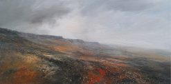 a100cm-x-50cm-mixed-media-on-canvas-approaching-cloud-stanage-edge-1200