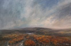 a150cm-x-100cm-mixed-media-on-canvas-evening-light-over-kinder-scout-from-stanage-end-2750