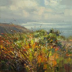 O500A September Afternoon, near Land's End 16x16