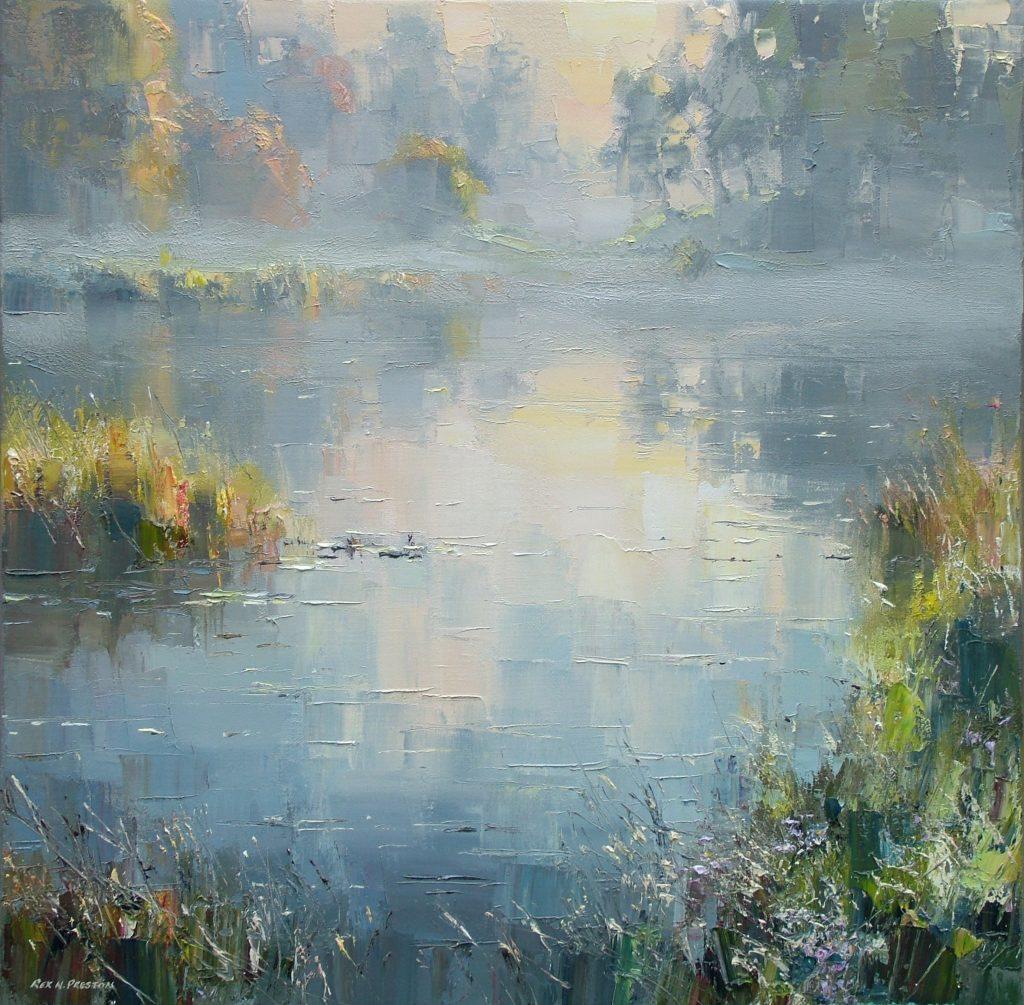 Morning Light >> Morning Light Near Elterwater Gallerytop Contemporary Art